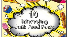 10 Interesting Facts About Junk Food