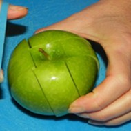 Keep Your Apple Slices From Browning