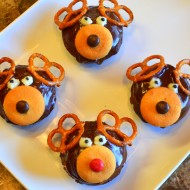 Rudolph & Friends Cupcakes or Brownies