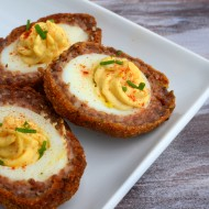 Scotch Deviled Eggs