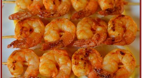 Spicy Shrimp with Lemon