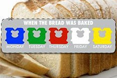 How Fresh Bread Is