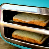 Grill Cheese in a Toaster