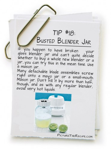 Busted Blender Jar?