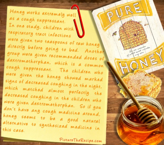 Honey For Your Cough