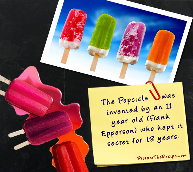 who invented the popsicle 28 images frank epperson