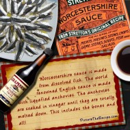 What Worcestershire Sauce Is made Of