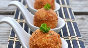 Tuna Potato Croquettes
