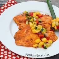 Chili-Lime Marinated Tilapia