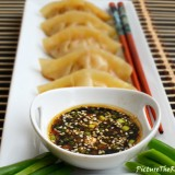 Soy-Ginger Dipping Sauce