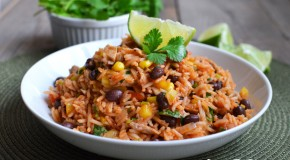 Chicken Fiesta Rice