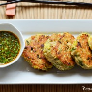 Spicy Tuna Fish-Cakes