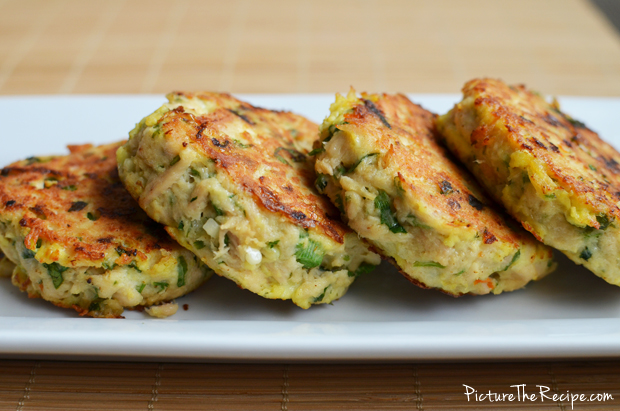Spicy tuna fishcakes picture the recipe for Fresh tuna fish recipes