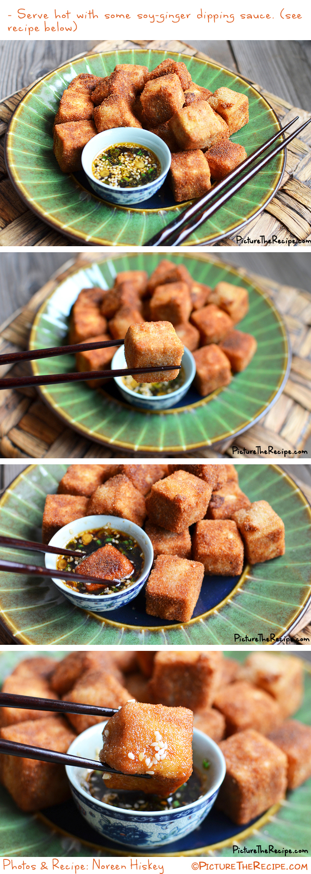 Crispy Tofu with Five Spice
