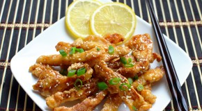 Lemon Chicken (Chinese Style)