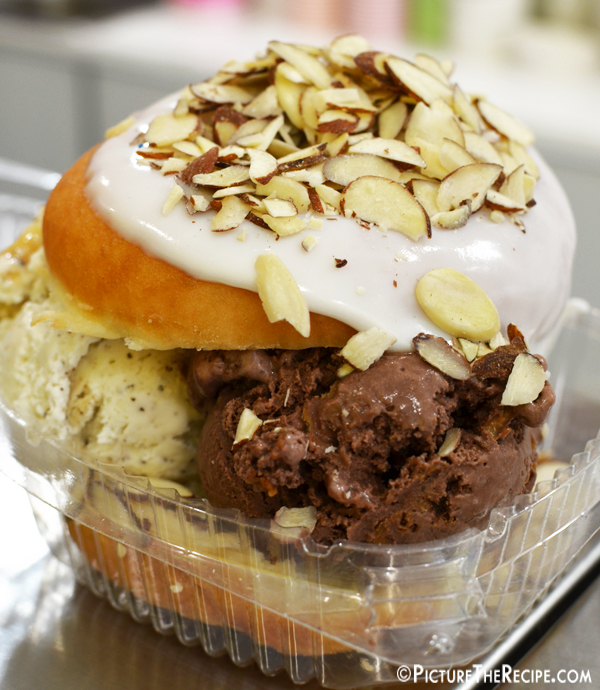 Hell's Kitchen Food Tour- Holey Cream- Donut Sundae