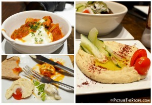 Hell's Kitchen Food Tour- L'Bayan- Mezze