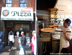 Hell's Kitchen Food Tour- NY Style Pizza
