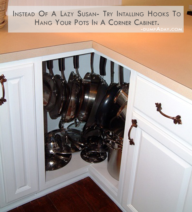 Pictures To Hang In Kitchen: Hang Your Pots And Pans In The Kitchen