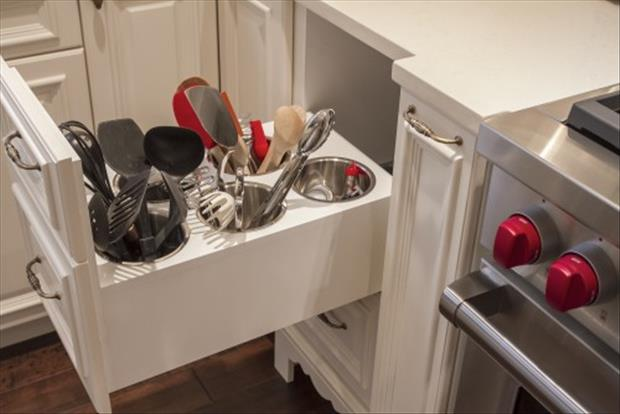 organize your kitchen great ideas