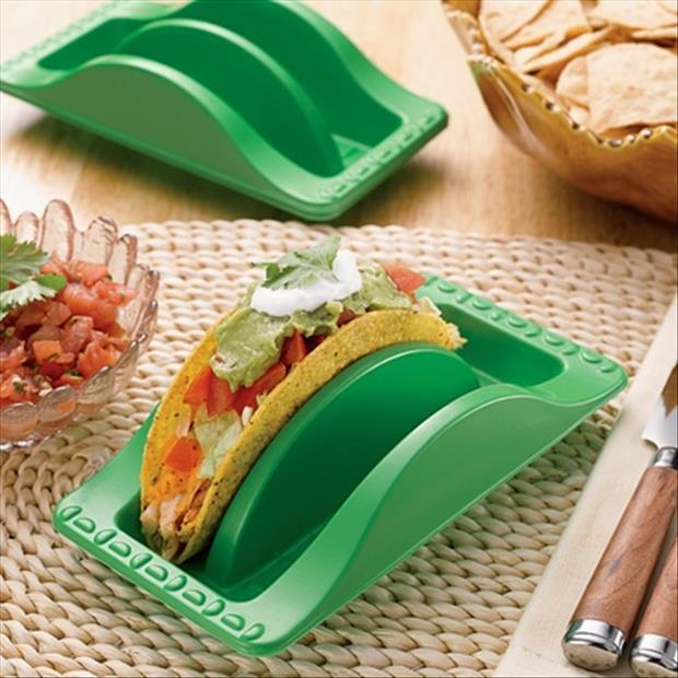 Taco Holder Picture The Recipe