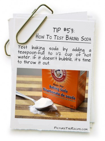 How To Test Baking Soda