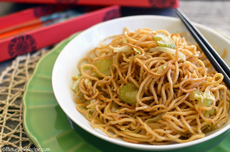 Chow Mein by PictureTheRecipe