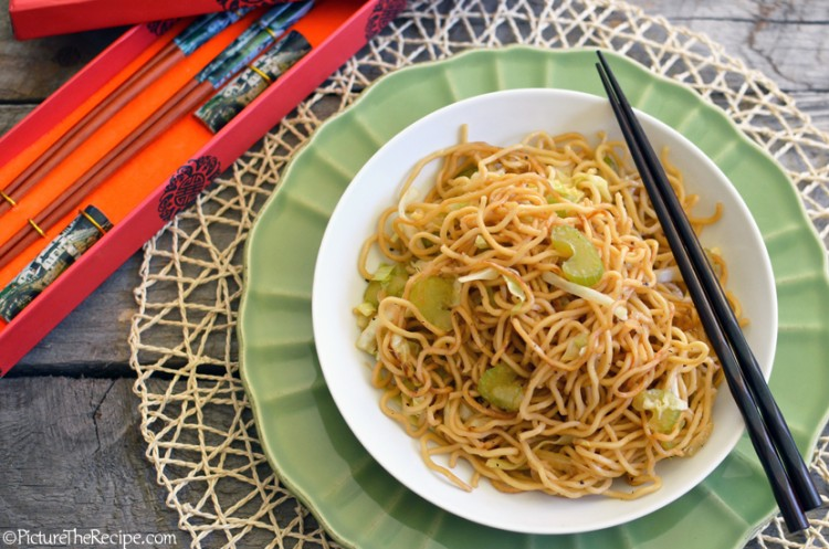 Copycat Chow Mein by PictureTheRecipe
