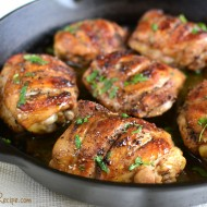 Black Pepper Roasted Chicken at PictureTheRecipe com