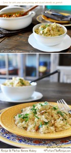 Lemon Herb Couscous with Almonds Recipe by PictureTheRecipe com