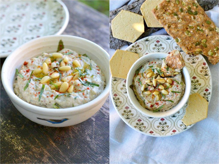 dip a twist on baba ganoush from yotam ottolenghi of baba ganoush is ...