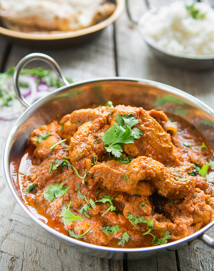 Indian Restaurant Style Chicken Masala Picture The Recipe