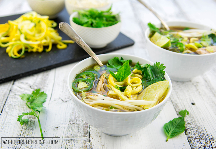 How Long To Cook Zucchini Noodles In Instant Pot