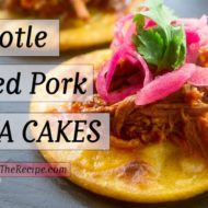 Chipotle Pork Masa Cakes