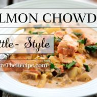 Salmon Chowder (Seattle Style)