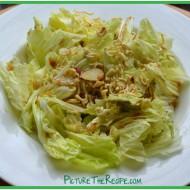 Napa Cabbage & Ramen Noodle Salad
