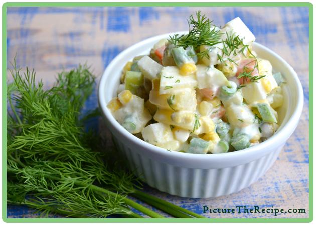 Russian (Olivier) Salad