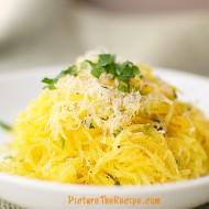 Cooking Spaghetti Squash