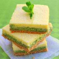 Lime n Lemon Mint Bars