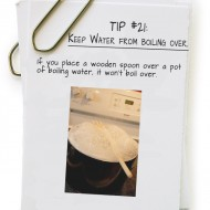 How To Keep Water From Boiling Over