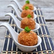 Tuna Potato Croquettes