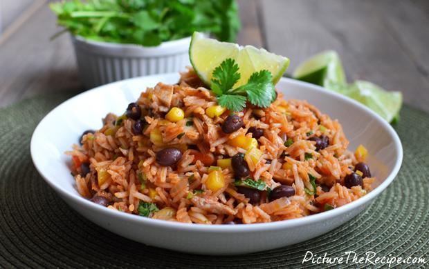 Chicken Fiesta Rice