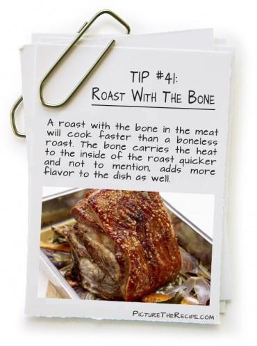 Roast With The Bone