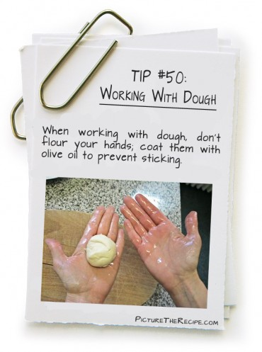 Working With Dough