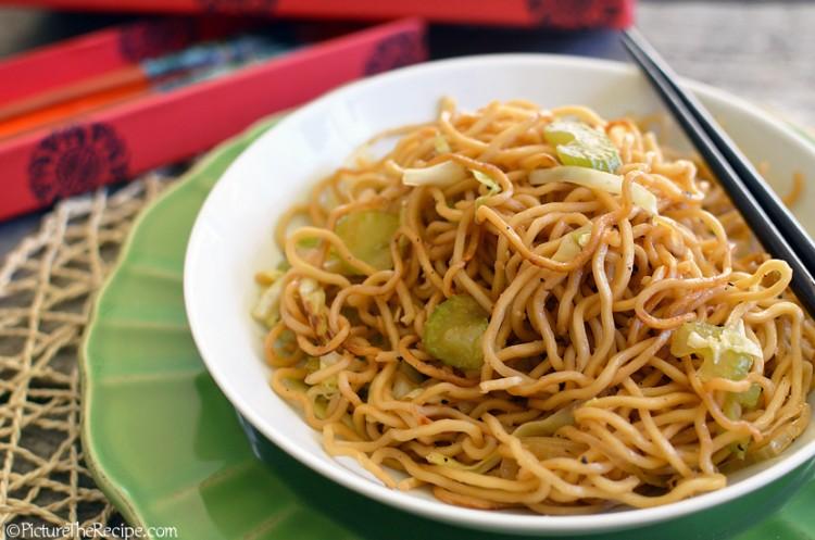 Chow Mein (Panda Express Copycat Recipe)
