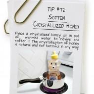 Soften Crystallized Honey