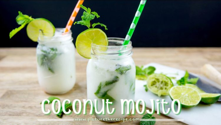 How To Make A Coconut Mojito Cocktail