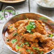 Indian Restaurant- Style Chicken Masala
