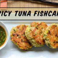 How To Make Spicy Tuna Fishcakes