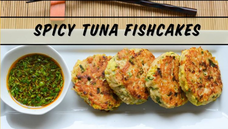 How To Make Spicy Tuna Fishcakes